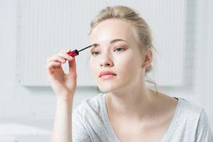 Styling Gel Anwendung Beautylash
