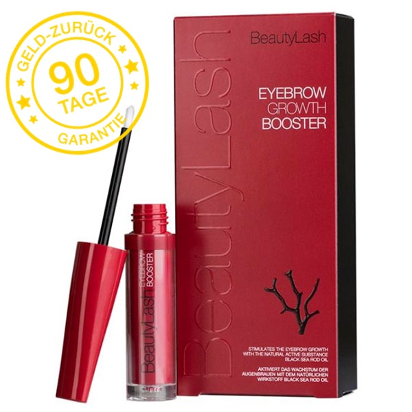 Beautylash eyebrow growth booster augenbrauenwachstum